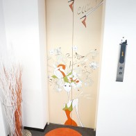 ときめき キラメキ 女子改装! キャンディマジックでエレベーター改装 可愛いエレベーター キャンディマジック エレベーター アイキャンディ