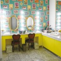 アプリイ アプリイ中原 女性トイレ 可愛い アイキャンディ 女性集客 綺麗なトイレ アメリ