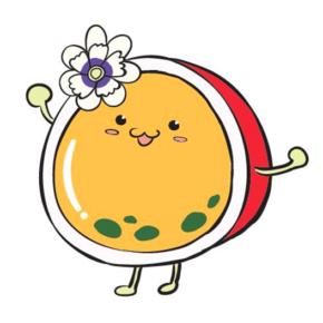 JA八王子パッションフルーツ生産組合様 ふるーみん