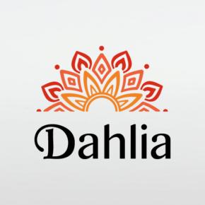 Dahliaダリア様 ロゴ