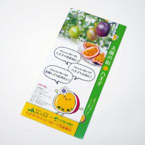JA八王子様パッションフルーツ‗パンフレット0