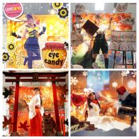 デザイン 広告 集客 満足 女性 アイキャンディ 八王子 西八王子 女性100% マネキン ディスプレイ